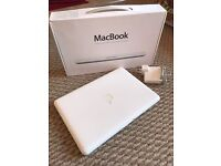"MacBook white 13"" inch"