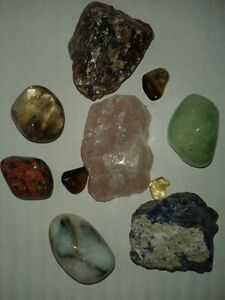 HEALING STONES AND CRYSTALS GNU BOOKS