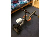 Body Sculpture BR-1000. Rowing Machine