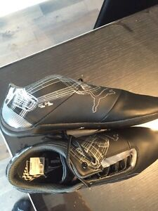 Brand new men's puma running shoes size 10