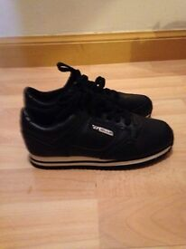 Girls Donnay trainers Size2 (older girls)