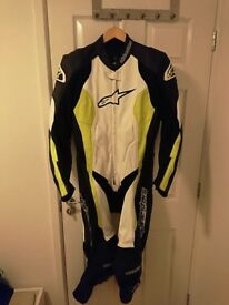 Alpinestars 1 piece suit NEW NEW NEW Bike Leathers
