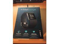 Fitbit surge large used