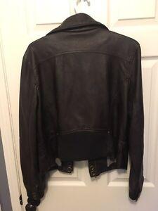 Kenneth Cole faux leather jacket St. John's Newfoundland image 3