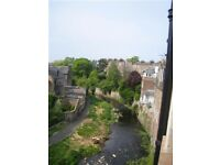 SHORT OR LONG LET: Stylish 1 Bedroom Riverside Apartment in Stockbridge near City Centre