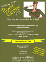 MEDES COLLEGE BOOT CAMP 2015