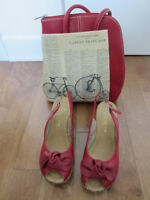 Chaussures taille 38 + sac