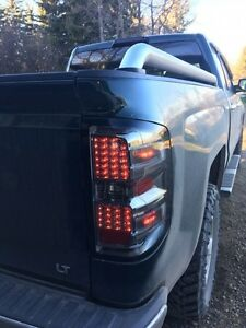 2014 to 16 Silverado led tail lights