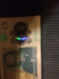 New £5 note AK 54