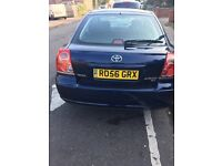 Toyota Avensis T3 Automatic 2006 Ilford