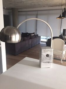 Arco marble lamp