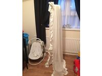 Mothercare Moses basket set