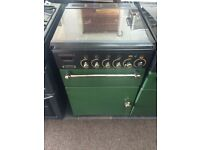 Green rang master 55cm gas cooker grill & oven good condition with guarantee bargain
