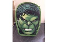 Hulk lunch box