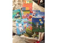 Bundle of childrens books and annuals