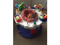 Baby Einstein activity station for sale - good condition
