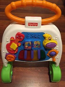 Fisher Price musical walker toy