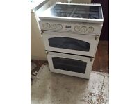 Cooker with Grill Oven