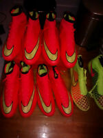 SOCCER CLEATS - SUPERFLY-MAGISTA- ELASTICO-TURF