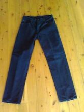 Size 34 Levi men's jeans x2 Available
