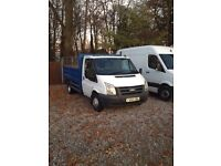 NO VAT Ford transit tipper in good condition