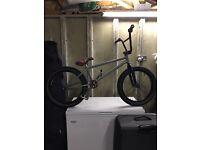 BSD Trail or Park Custom Bmx bike - BSD, Total Bmx, We The People, Stranger, Odyssey etc