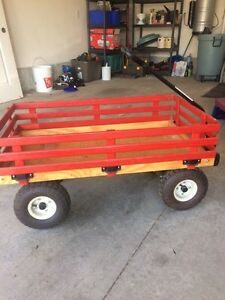 Children's heavy duty wagon