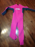 Girls, Mens, Two Women's Wet Suits For Sale