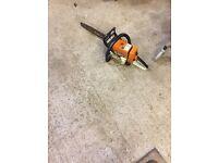 Stihl Chainsaw 026