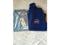 Brand new oldfield park infants brand new polo shirt in packet and fleece new