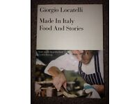 """Giorgio Locatelli """"Made in Italy Food and Stories"""""""