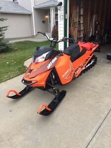 2015 ski doo XM summit 800