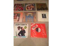X8 Vintage LP's