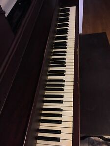 Antique Player Piano in time for the Holidays! Kitchener / Waterloo Kitchener Area image 2