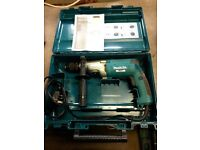 Makita Impact hammer drill 230v SPARES OR REPAIR