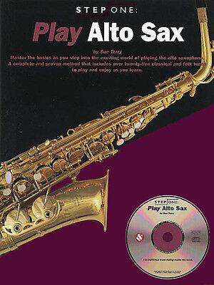 Woodwinds Alto Sax Book 1