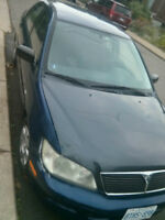 (ACTIVE POSTING) 2003 Mitsubishi Lancer ES Sedan