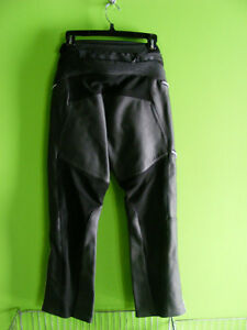 Ladies Teknic Leather Pants - NEW - Size 8 at RE-GEAR Kingston Kingston Area image 2