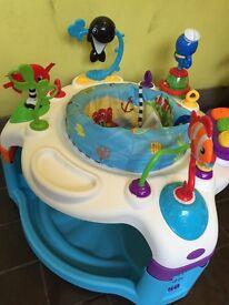 Baby activity toy £30