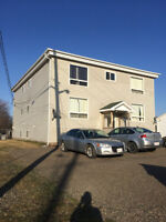 Large 2 bedroom in very quiet secured building in Shediac