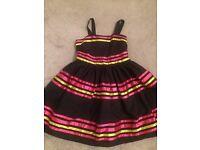 Girls age 7 Jasper Conran dress.