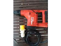 Hilti TE-14 rotary hammer drill 110v excellent condition!!! Makita dewalt bosch