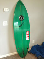 Shortboard from Hawaii