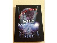 Take That Beautiful World DVD