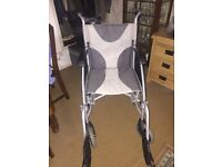 Enigma Wheelchair - Ultra Lightweight 17""