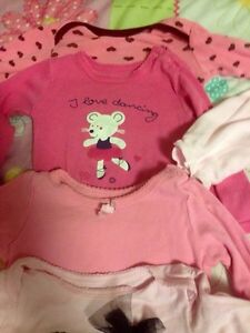Outfits from 3-6 months. Smoke and pet free home! Regina Regina Area image 2