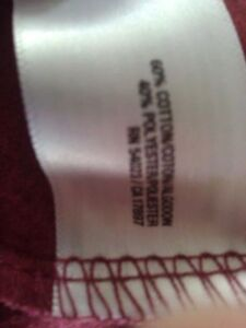 Boy's Old Navy burgundy hoodie sweater Size 14 XL New with tags London Ontario image 5