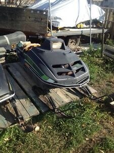 3 sleds for sale. All go together