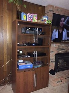 Entertainment / tv unit.   Storage unit