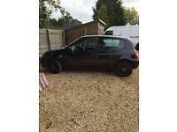 Renault Clio Campus (modified)(VERY LOW MILAGE)